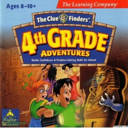 ClueFinders 4th Grade...