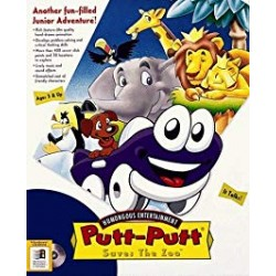 Putt-Putt Saves the Zoo by...