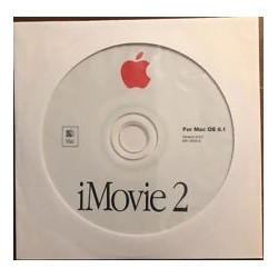 Apple iMovie 2 for OS 9.1 -...