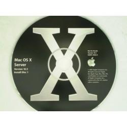 MacOS X Server X.3 10.3.4...