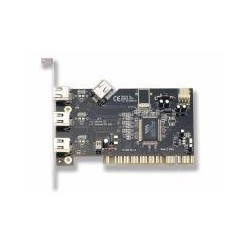 Firewire 4 port PCI Card...