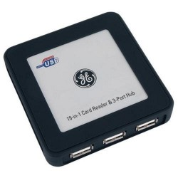 GE USB 2.0 19-in-1 Card...