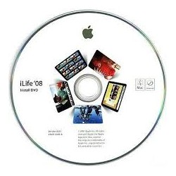iLife '08 DVD only - New