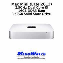Apple Mac Mini Late 2012...
